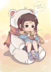 My Teddy by nueajaa