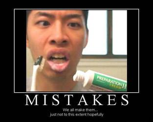 Mistakes by crazyj117