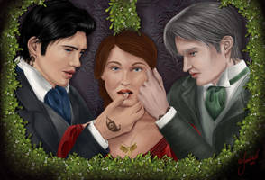 A Very Shadowhunter Christmas? by jeminabox