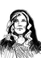 Jocelyn Fray Sketch by jeminabox