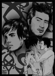 Malec Love by jeminabox