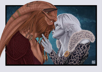 Farscape: Pip and D by jeminabox