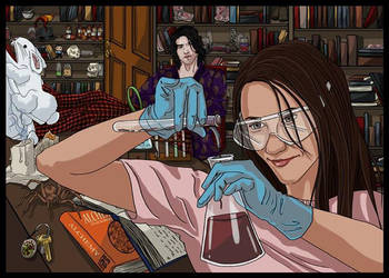 Myrnins Lab by jeminabox