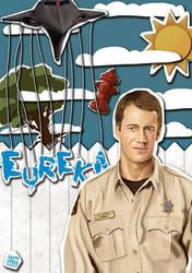 Eureka - The Sheriff by jeminabox