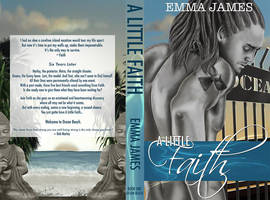Cover Reveal: A Little Faith by jeminabox