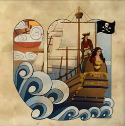 The Good Ship Serenity by jeminabox