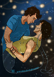 TFIOS Untold Moments: Sweet Dip by jeminabox