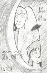 Avatar: Generations by MetalHeadFan2500