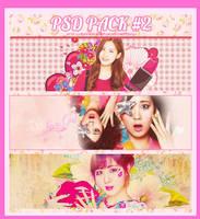 PSD Signature Pack #2 by SunnieSoShiVN