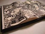 Sculptural Sketchbook 1 by ObscureFamous