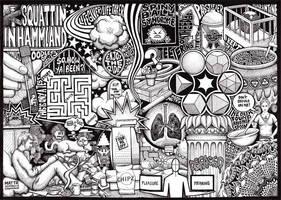 Sketckbook Series 10 by ObscureFamous
