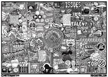 Super Sketch 2010 by ObscureFamous