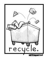 Recycle by ObscureFamous