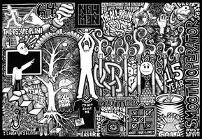 Sketchbook 11 by ObscureFamous