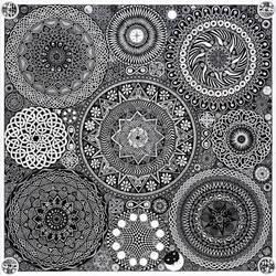Mandala Bouquet by ObscureFamous