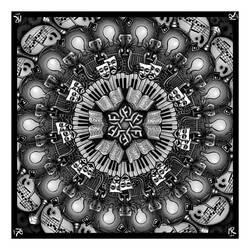 Arts Mandala by ObscureFamous