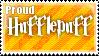 Hufflepuff Stamp by Softijshamster
