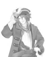 Pirate Ardyn by ChoMaetel