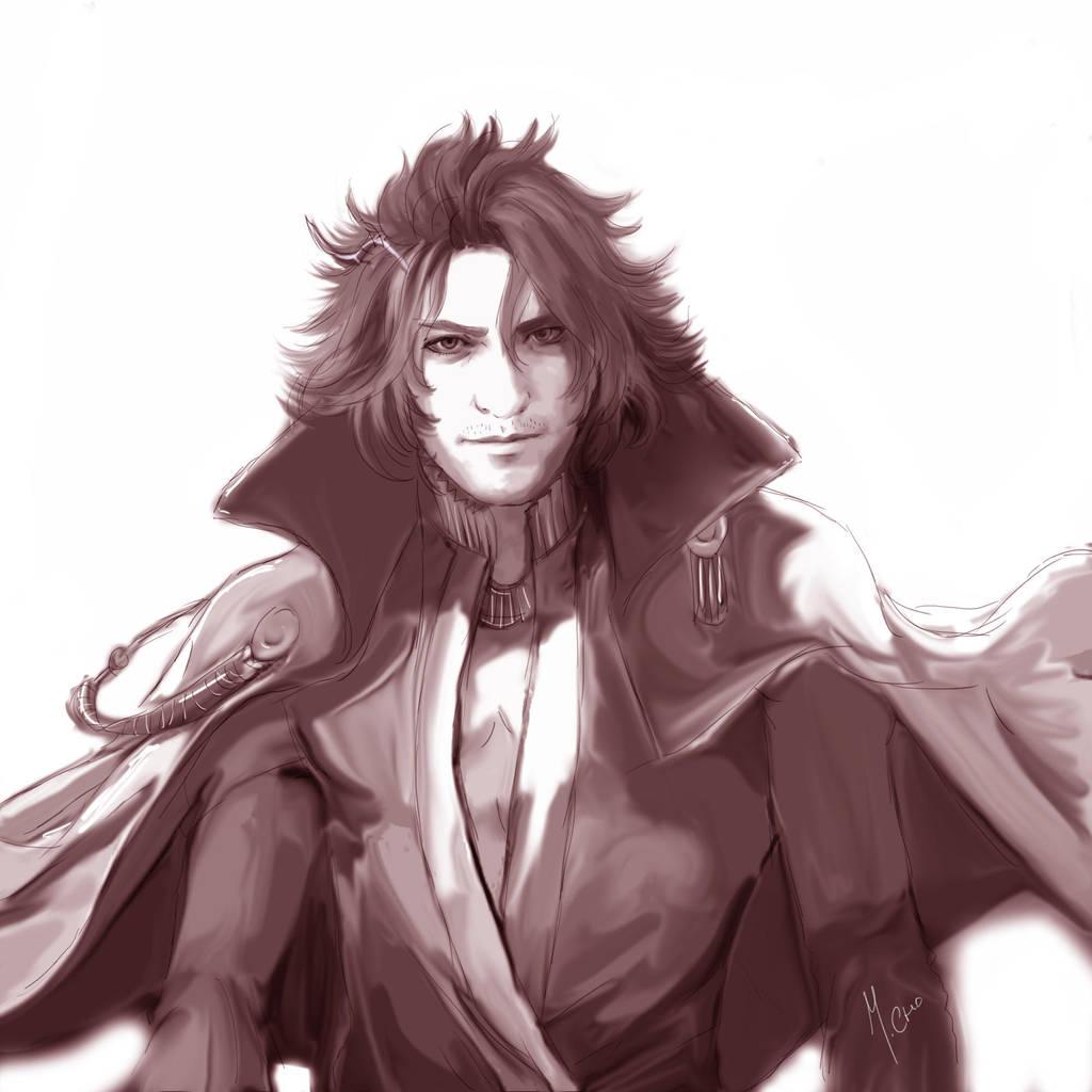 King Ardyn by ChoMaetel