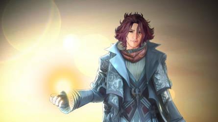 The Healer by ChoMaetel