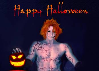 Ardyn - Halloween by ChoMaetel