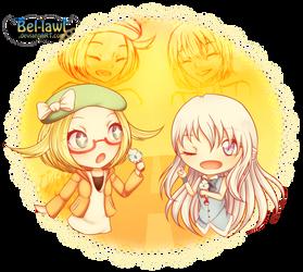 [CE] Golden Bond by Bel-lawl