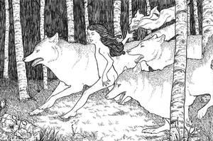 running away by hollowlung