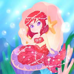 Mermaid Maki by ShannonMora