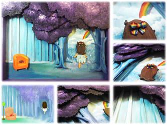 Lost in Fantasy by xLavenderKisses