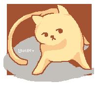 Cat by xLavenderKisses