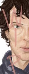 Sherlock by xLavenderKisses
