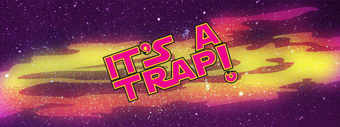 Is's a TRAP! Facebook cover by Kasumi88