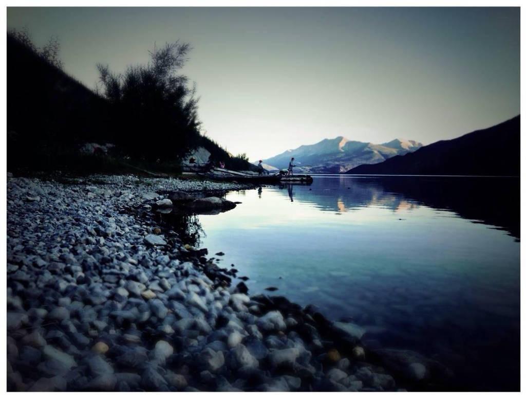 Muncho lake by N8grafica