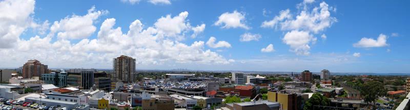 Parramatta George St by damiankafe