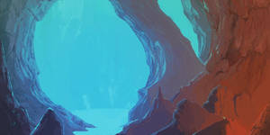 Cavern by BronwynLeBlanc