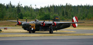B-24J Witchcraft by CopperbeltJack
