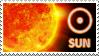 Sun stamp by Undevicesimus