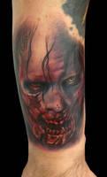 zombie by bhbettie