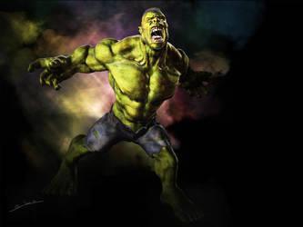 The Hulk_03 by javi-ure