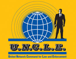 My Favorite U.N.C.L.E. by morbiusx33
