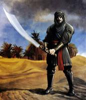 Keleshite Warrior by devrimkunter
