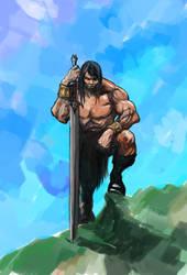 Conan by devrimkunter