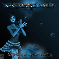 Nevermore Family for Annya by chenoasart