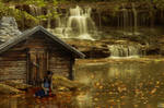 My Happy Place by chenoasart
