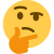 Discord Emoji - Thinking