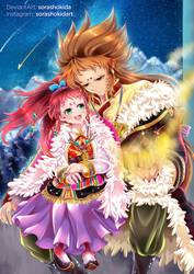 Aries Family - Omega- by sorashokida