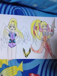 Yellow Heart/Yellow Sister Legion by J0N0S