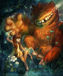 Meet My Monster by UrnamBOT