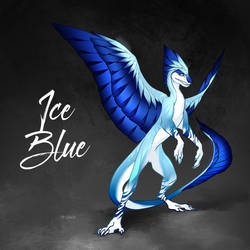 Ice Blue - CLOSED by UrnamBOT