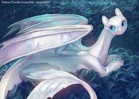 Light Fury by UrnamBOT